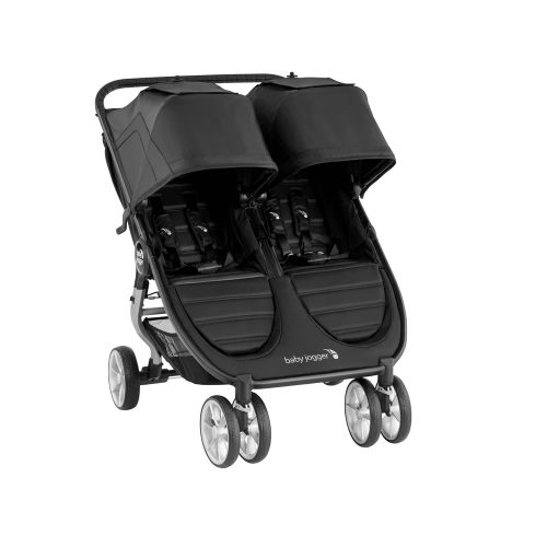 Bliźniaczy wózek spacerowy Baby Jogger City Mini 2 Double kolor Jet