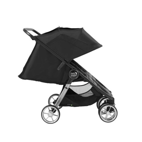Bliźniaczy wózek spacerowy Baby Jogger City Mini 2 Double kolor Slate