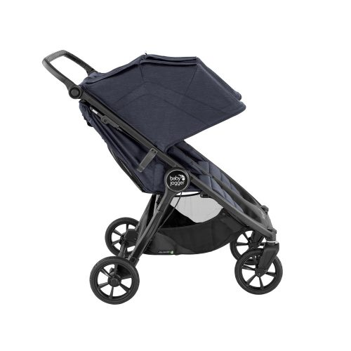 Bliźniaczy wózek spacerowy Baby Jogger City Mini GT 2 Double kolor Jet