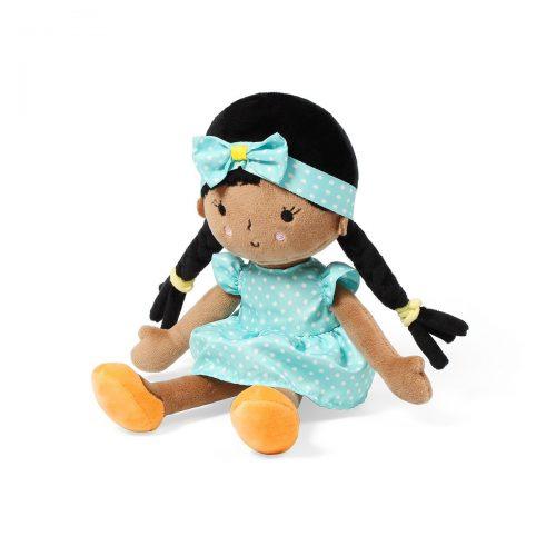 Szmaciana lalka przytulanka Zoe Doll BabyOno