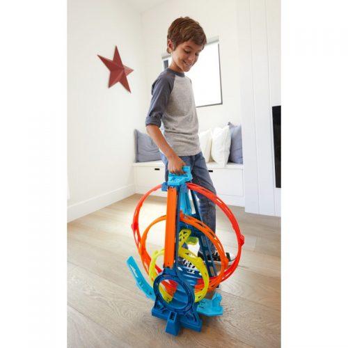 Potrójna pętla GLC96 Hop Wheels zestaw dla dzieci