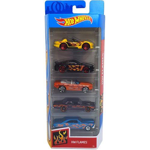 Hot Wheels pięciopak reseorak, autko samochodzik