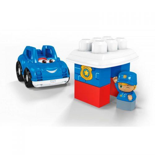 Mega Bloks pojazdy policja GCX08 autko policyjne