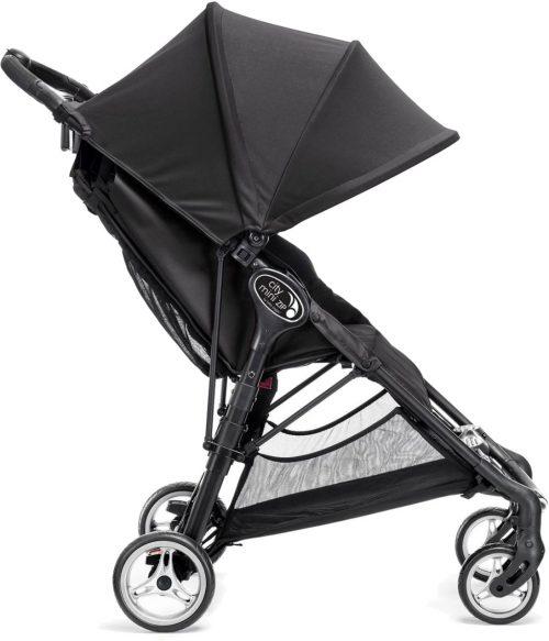 Wózek spacerowy Baby Jogger City Mini Zip kolor Steel Grey