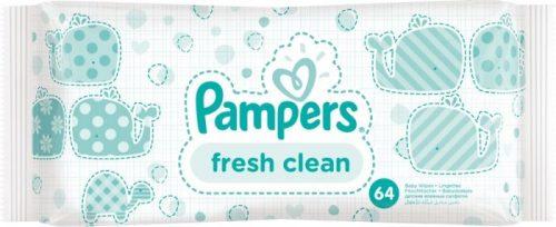 Chusteczki Pampers RESH Clean 64 sztuki
