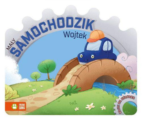 Bajki dla dzieci bajka na kółkach mały samochodzik Wojtek