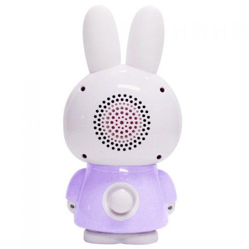 Alilo interaktywny króliczek Bunny niebieski lampka nocna