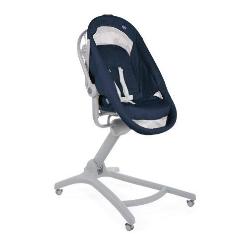 Baby Hug 4w1 Air Chicco krzesełko leżaczek fotelik indiana Ink