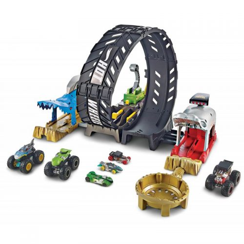 Hot Wheels Monster Truck Pętla Tor GKY00