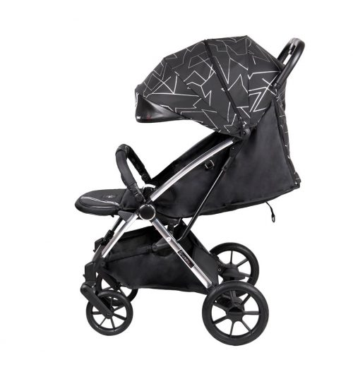 Wózek spacerowy Coletto Jokko kolor Black Flash