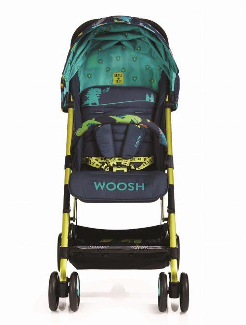 Cosatto Woosh wózek spacerowy do 25 kg! kolor Dragon