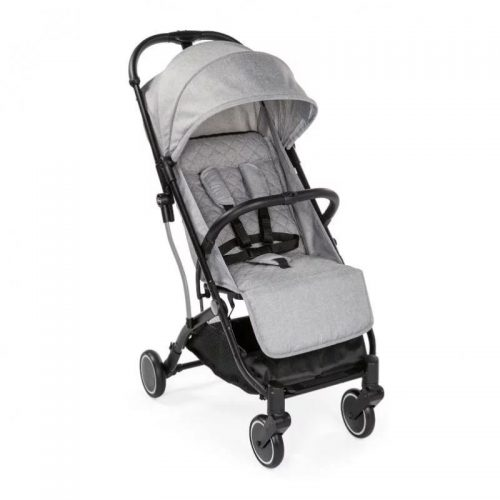 Chicco Trolley Me lekki wózek spacerowy kolor Light Grey