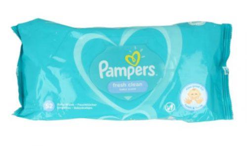 Chusteczki nawilżane Fresh Clean 52 szt Pampers