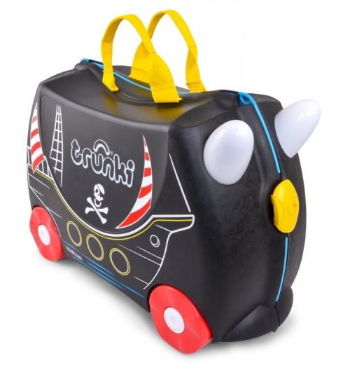 Walizeczka jeżdząca Trunki walizka dla dziecka pirat Pedro