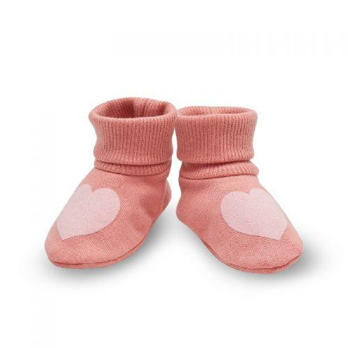 Pinokio Spring Light buciki niemowlęce 56/62 róż