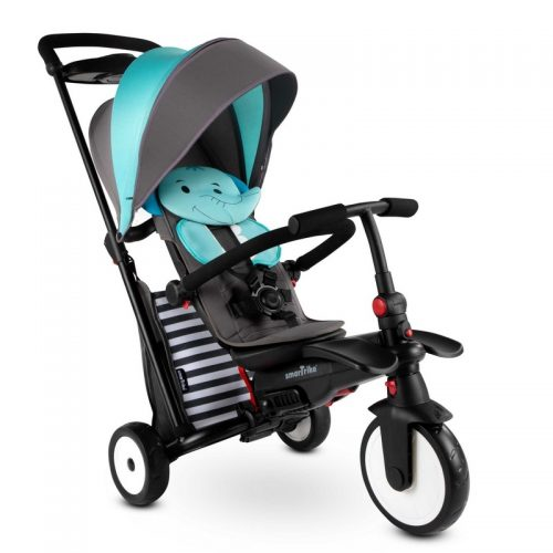 Smart Trike Składany rowerek Folding Trike STR 5 7w1 - Słonik