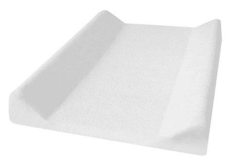 Pokrowiec na przewijak 50x70 i 80x50 jersey Babymatex biały