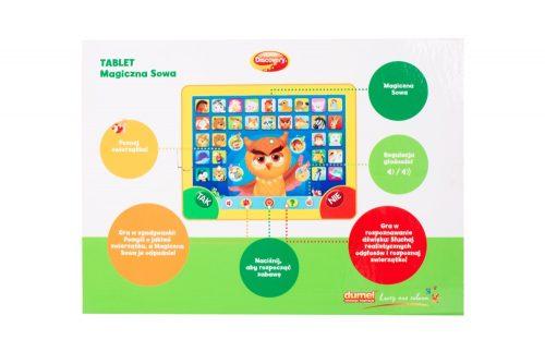 Tablet Magiczna Sowa DD10243 Dumel Discovery