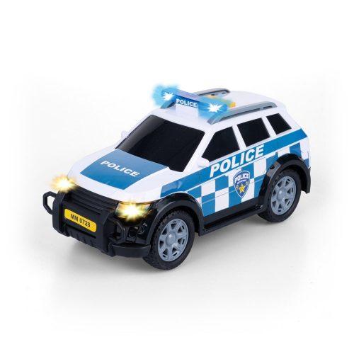 Samochód policyjny dźwiek światło Dumel Discovery HT68361