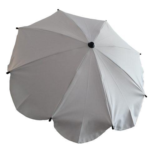 Parasolka przeciwsłoneczna do wózków dziecięcych biała