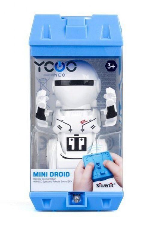 Mini robot dla dziecka Robot Op One Silverlit S88064