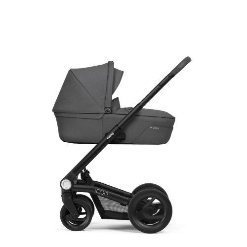 Stelaż wózka głęboko spacerowego Mutsy Icon kolor Black Grey