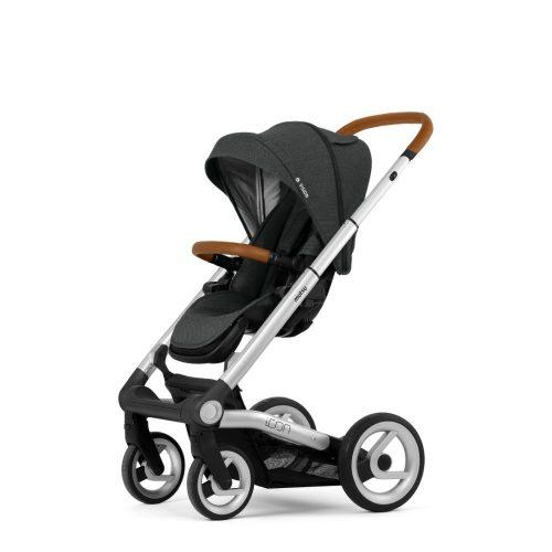 Sziedzisko spacerowe do wózka Mutsy Icon kolor Vision Urban Grey