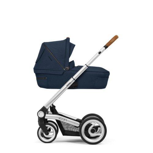 Gondola do wózka głęboko spacerowego Mutsy Icon kolor Balance Indigo