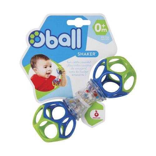 Grzechotka gryzak Oball Shaker dla najmłodszych dzieci 0m+