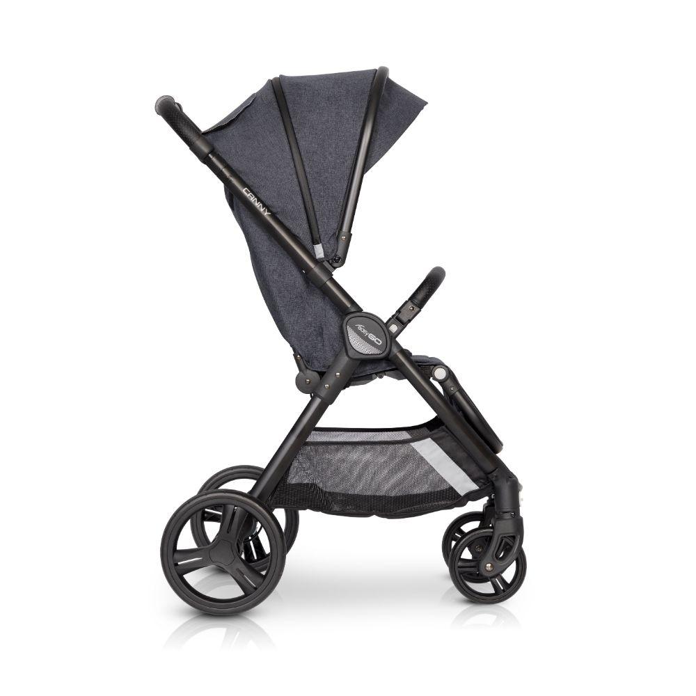 Wózek spacerowy EasyGo Canny kolor Coal
