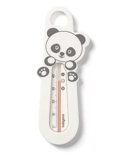 Termometr do kąpieli Panda biały BabyOno