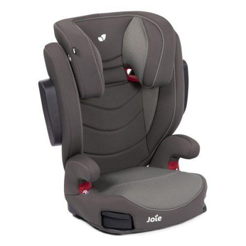 Fotelik samochodowy Joie Trillo LX 15-36 kg z systemem Isosafe 4* ADAC Dark Pewter