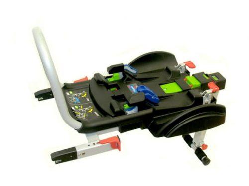 Klippan fotelik 9-36 kg, Triofix Recline Comfort tyłem i przodem do kierunku jazdy Match Race