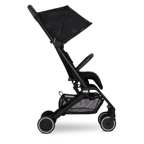 Lekki wózek spacerowy ABC Design Ping kolor Black
