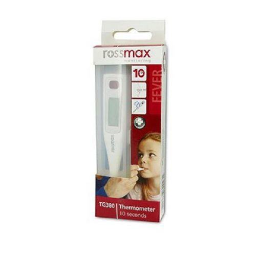 Elektroniczny termometr dla dziecka pod pachę i do pupy Rossmax Tg 380