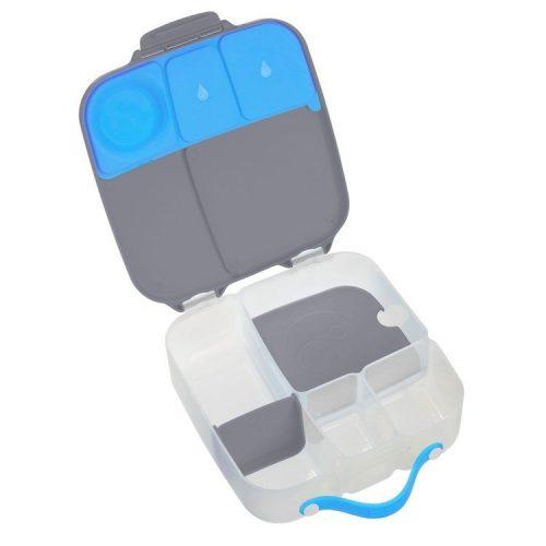 B.Box lunchbox duży pudełko śniadaniowe Blue Slate