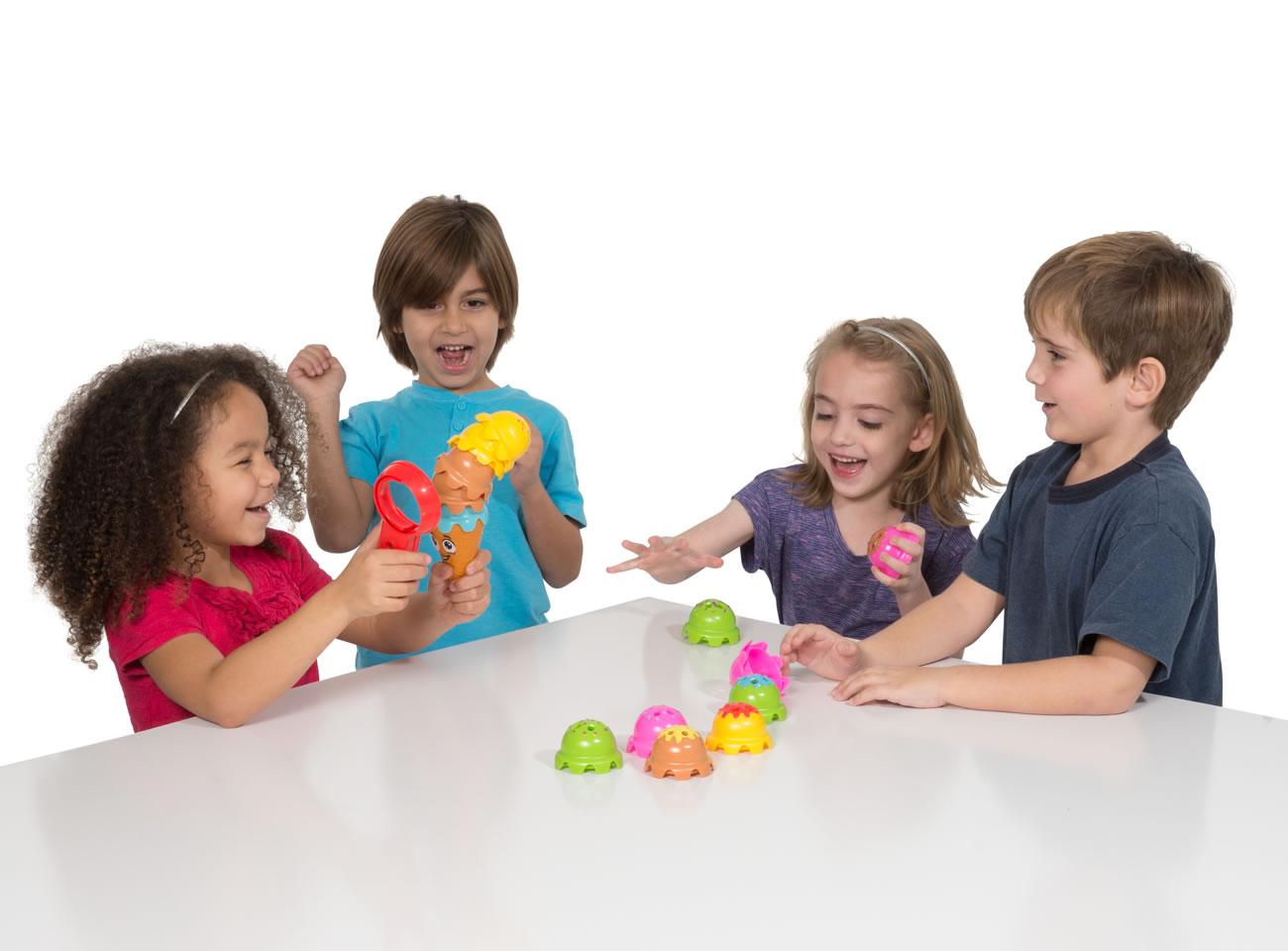 Gra zręcznościowa dla dzieci szalone gałki Dumel DD71222