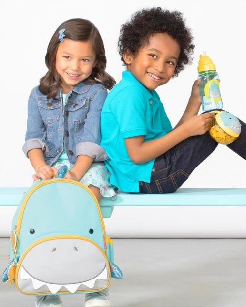 Termos obiadowy dla dzieci Skip Hop Zoo Rekin