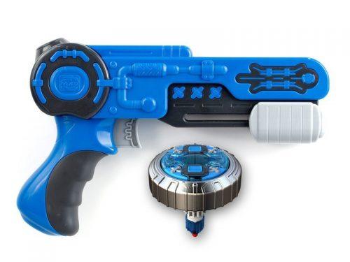 Sliverlit S86300 Blaster z pociskiem - metalowym spinnerem single shot blaste mega vave