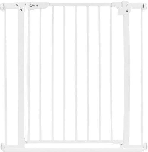 Barierka ochronna zastawka drzwiowa Truus Slim 75-105 cm
