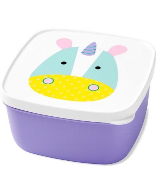Pudełko na śniadanie Lunchbox Skip Hop jednorożec