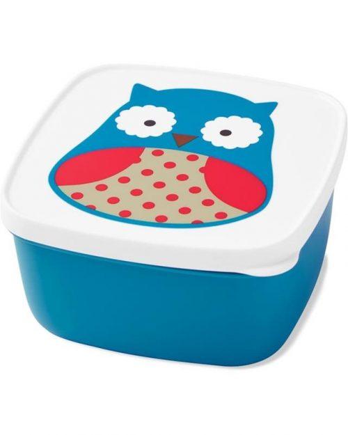 Pudełko na śniadanie Lunchbox Skip Hop Sowa