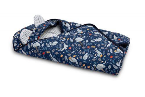 Śpiworek do fotelika samochodowego otulacz Sensillo Kraina Zwierząt