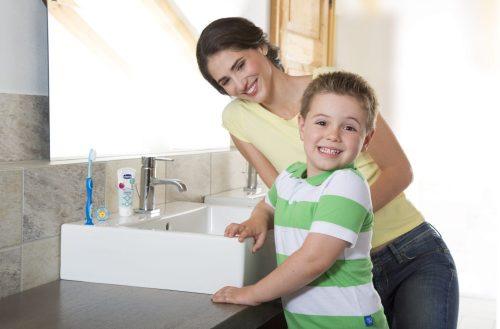 Pasta do zębów dla dzieci truskawkowa z fluorem 50ml Chicco