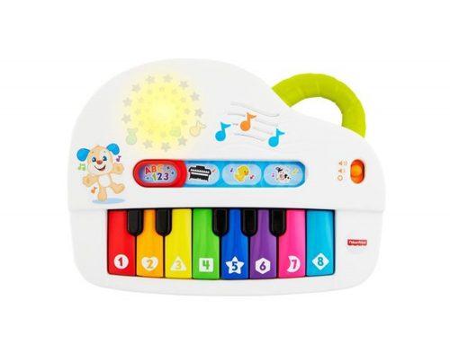 Pianinko dla niemowląt GFK02 Fisher Price  pianino malucha 6-36m