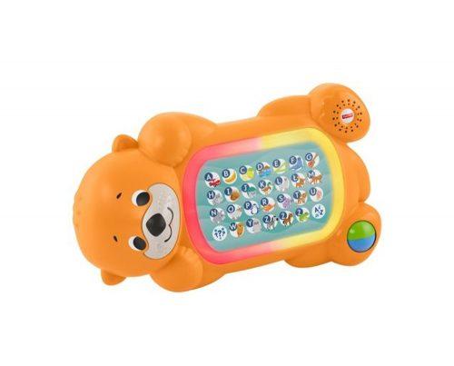 Interaktywna zabawka GKC32 Linkimaln wydra Fisher Price 9m+