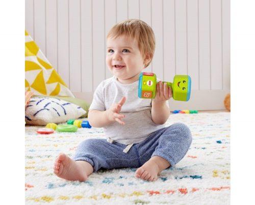 Muzyczny hankielek zabawla dla dziecka Fissher Price GRF31 6-36m
