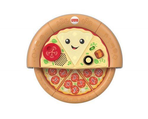 Wesoła Pizza GRW81 zabawka Fisher Price pyszna nauka 6-36m