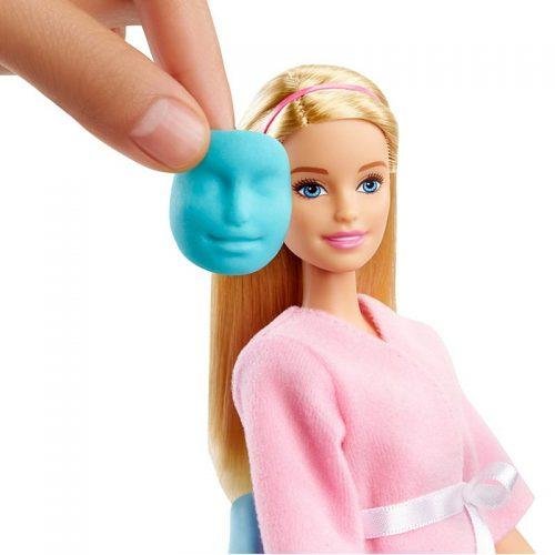 Salon Spa Barbie zabiegi maseczka na twarz GJR84