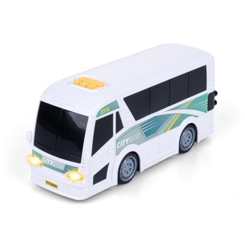 Odjazdowy autobus Dumel Flota miejska HT69591 36m+